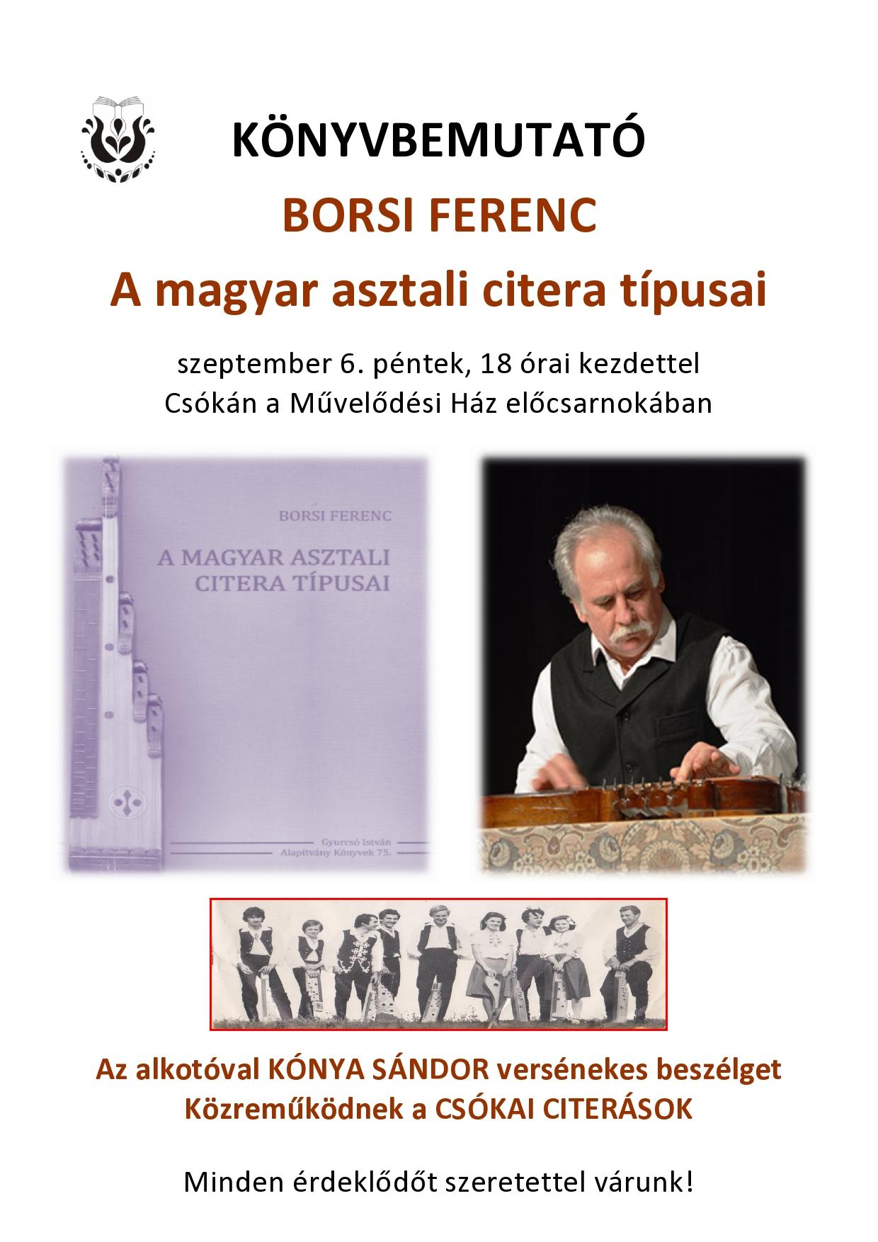 Borsi 2019